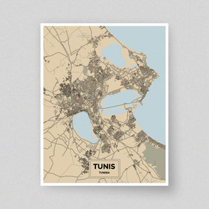 TUNIS - Creation #4252