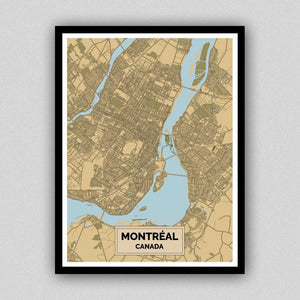 MONTRÉAL - Creation #4378