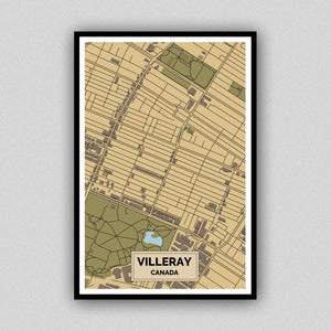 VILLERAY - Creation #4405
