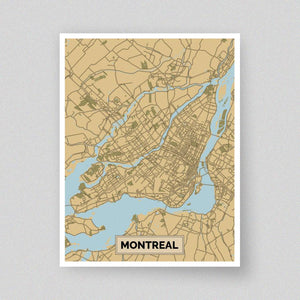 MONTREAL - Creation #4422