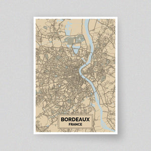 BORDEAUX - Creation #4427