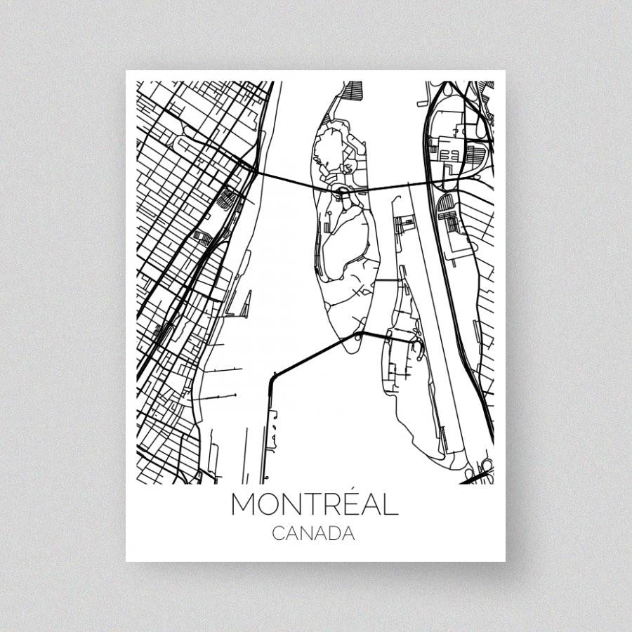MONTRÉAL - Creation #4446