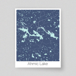 Ahmic Lake - Creation #4470