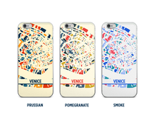 Venice Map Phone Case - iPhone 5, iPhone 6, iPhone 7