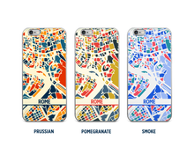 Rome Map Phone Case - iPhone 5, iPhone 6, iPhone 7