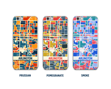 Arlington Map Phone Case - iPhone 5, iPhone 6, iPhone 7
