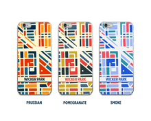 Wicker Park Map Phone Case - iPhone 5, iPhone 6, iPhone 7