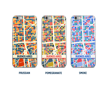 Buenos Aires Map Phone Case - iPhone 5, iPhone 6, iPhone 7