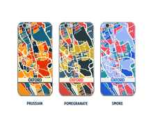 Oxford Map Phone Case - iPhone 5, iPhone 6, iPhone 7