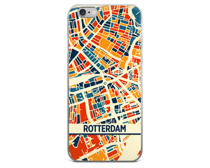 Rotterdam Map Phone Case - Rotterdam iPhone Case - iPhone 6 Case - iPhone 6 Plus Case