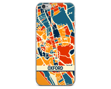 Oxford Map Phone Case - Oxford iPhone Case - iPhone 6 Case - iPhone 6 Plus Case