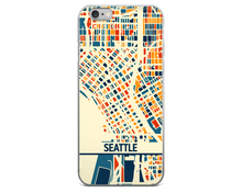Seattle Map Phone Case - Seattle iPhone Case - iPhone 6 Case - iPhone 6 Plus Case