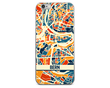 Bern Map Phone Case - Bern iPhone Case - iPhone 6 Case - iPhone 6 Plus Case