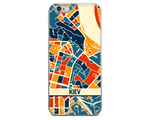 Kiev Map Phone Case - Kiev iPhone Case - iPhone 6 Case - iPhone 6 Plus Case