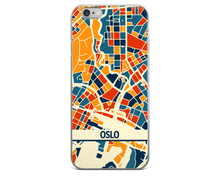 Oslo Map Phone Case - Oslo iPhone Case - iPhone 6 Case - iPhone 6 Plus Case