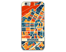 Riverside Map Phone Case - Riverside iPhone Case - iPhone 6 Case - iPhone 6 Plus Case