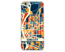 Iowa City Map Phone Case - Iowa City iPhone Case - iPhone 6 Case - iPhone 6 Plus Case