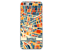 Buffalo Map Phone Case - Buffalo iPhone Case - iPhone 6 Case - iPhone 6 Plus Case