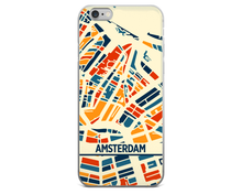 Amsterdam Map Phone Case - Amsterdam iPhone Case - iPhone 6 Case - iPhone 6 Plus Case