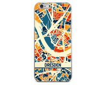 Dresden Map Phone Case - Dresden iPhone Case - iPhone 6 Case - iPhone 6 Plus Case