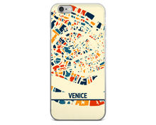 Venice Map Phone Case - Venice iPhone Case - iPhone 6 Case - iPhone 6 Plus Case