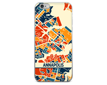 Annapolis Map Phone Case - Annapolis iPhone Case - iPhone 6 Case - iPhone 6 Plus Case