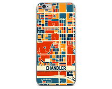 Chandler Map Phone Case - Chandler iPhone Case - iPhone 6 Case - iPhone 6 Plus Case