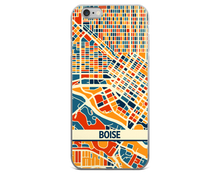 Boise Map Phone Case - Boise iPhone Case - iPhone 6 Case - iPhone 6 Plus Case
