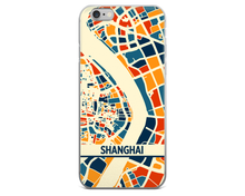 Shanghai Map Phone Case - Shanghai iPhone Case - iPhone 6 Case - iPhone 6 Plus Case