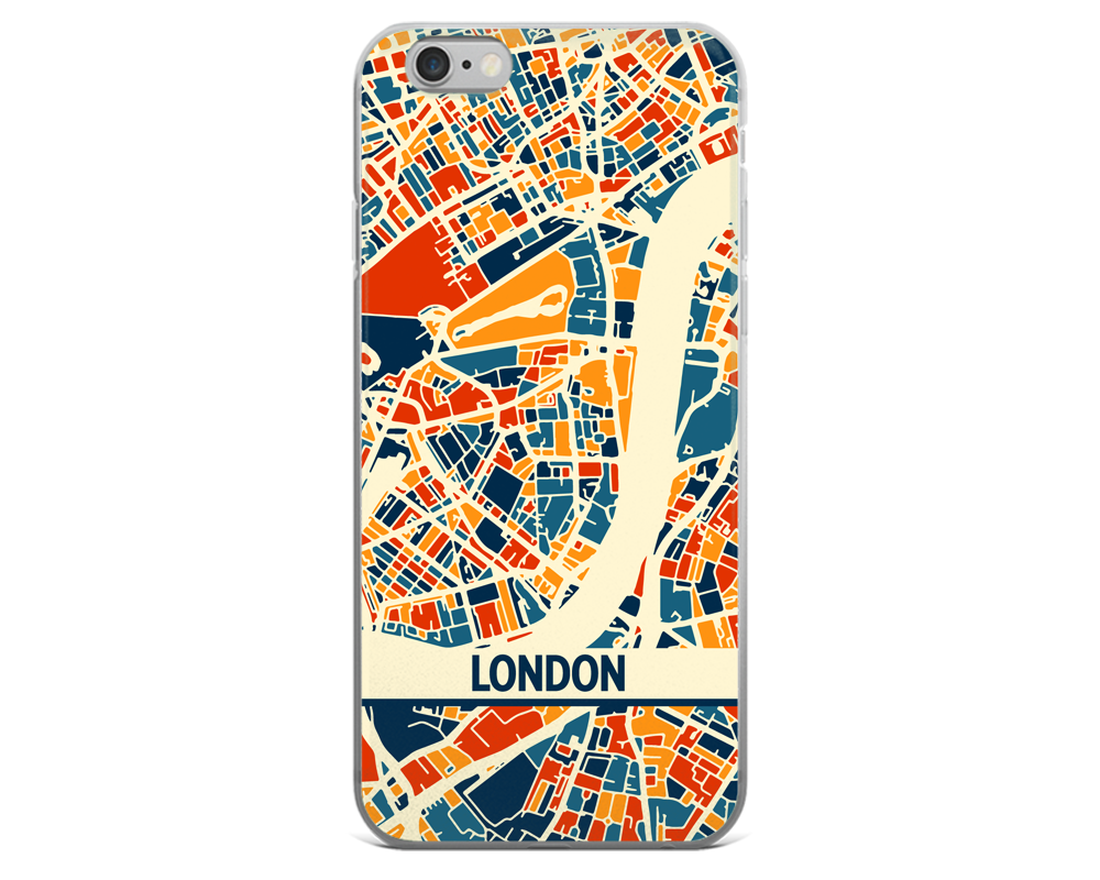 map iphone 6 case