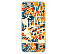 Victoria Map Phone Case - Victoria iPhone Case - iPhone 6 Case - iPhone 6 Plus Case