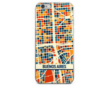 Buenos Aires Map Phone Case - Buenos Aires iPhone Case - iPhone 6 Case - iPhone 6 Plus Case