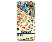 Cincinnati Map Phone Case - Cincinnati iPhone Case - iPhone 6 Case - iPhone 6 Plus Case
