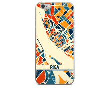 Riga Map Phone Case - Riga iPhone Case - iPhone 6 Case - iPhone 6 Plus Case