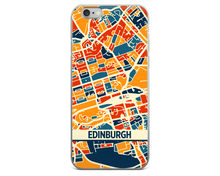 Edinburgh Map Phone Case - Edinburgh iPhone Case - iPhone 6 Case - iPhone 6 Plus Case