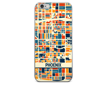 Phoenix Map Phone Case - Phoenix iPhone Case - iPhone 6 Case - iPhone 6 Plus Case