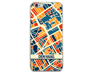 The Hague Map Phone Case - The Hague iPhone Case - iPhone 6 Case - iPhone 6 Plus Case