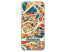 Strasbourg Map Phone Case - Strasbourg iPhone Case - iPhone 6 Case - iPhone 6 Plus Case