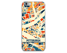 Pittsburgh Map Phone Case - Pittsburgh iPhone Case - iPhone 6 Case - iPhone 6 Plus Case