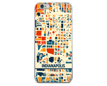 Indianapolis Map Phone Case - Indianapolis iPhone Case - iPhone 6 Case - iPhone 6 Plus Case