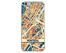 Montreal Map Phone Case - Montreal iPhone Case - iPhone 6 Case - iPhone 6 Plus Case