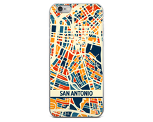 San Antonio Map Phone Case - San Antonio iPhone Case - iPhone 6 Case - iPhone 6 Plus Case