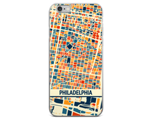 Philadelphia Map Phone Case - Philadelphia iPhone Case - iPhone 6 Case - iPhone 6 Plus Case