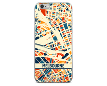 Melbourne Map Phone Case - Melbourne iPhone Case - iPhone 6 Case - iPhone 6 Plus Case