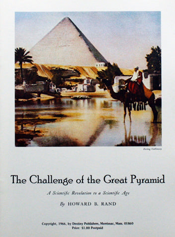 Challenge of The Great Pyramid