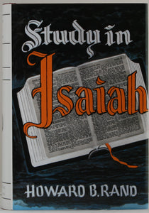 Study in Isaiah