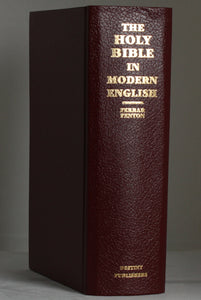 The Holy Bible in Modern English