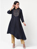 NAVY AMELIE TUNIC