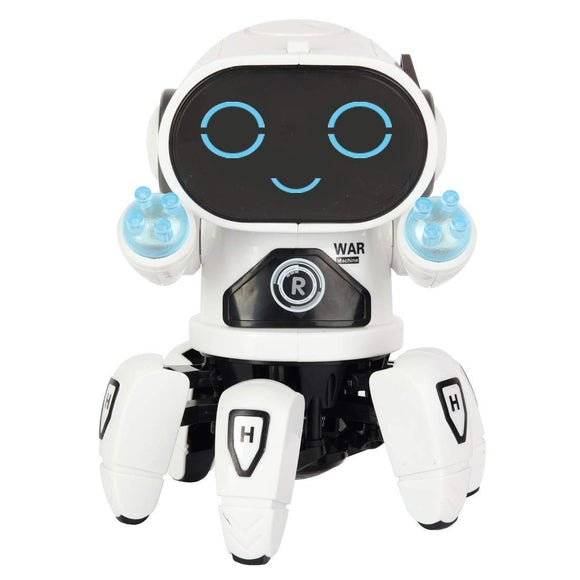 BOT Robot Pioneer ZR142 Dancing with Led Lights and Music