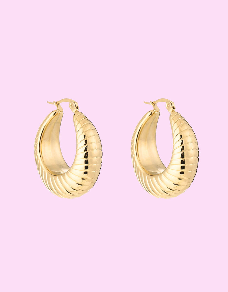 Earrings bold II